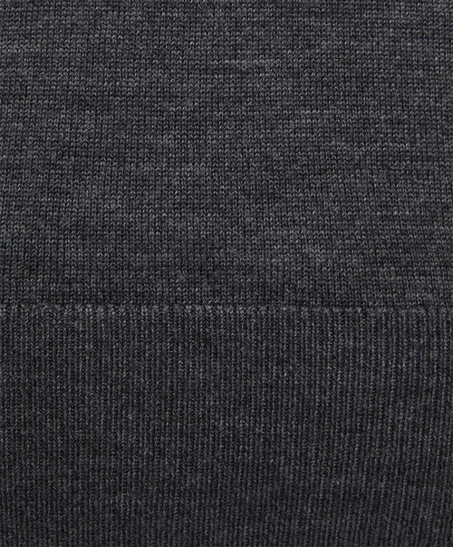Basico Dark Grey Basic Crew