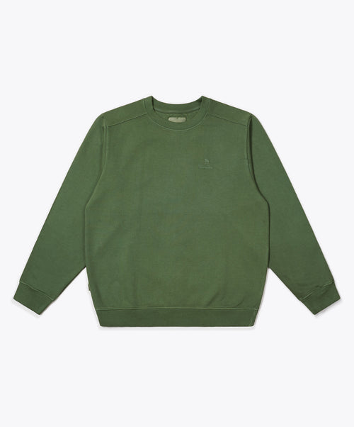 Carter Light Olive Sweat Shirt