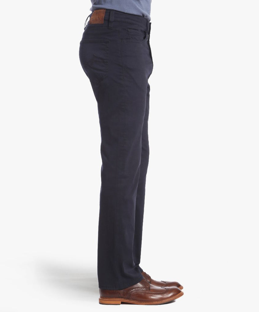 Charisma Navy Twill 5 Pocket Pant