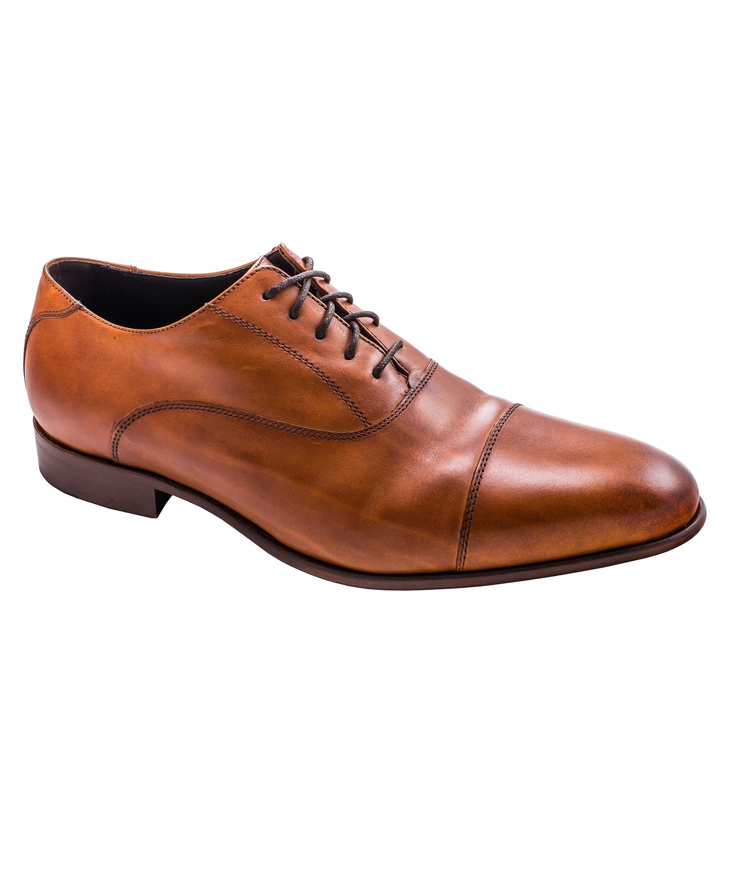 Crust Cuoio Comfort Flex Sole Dress Shoes