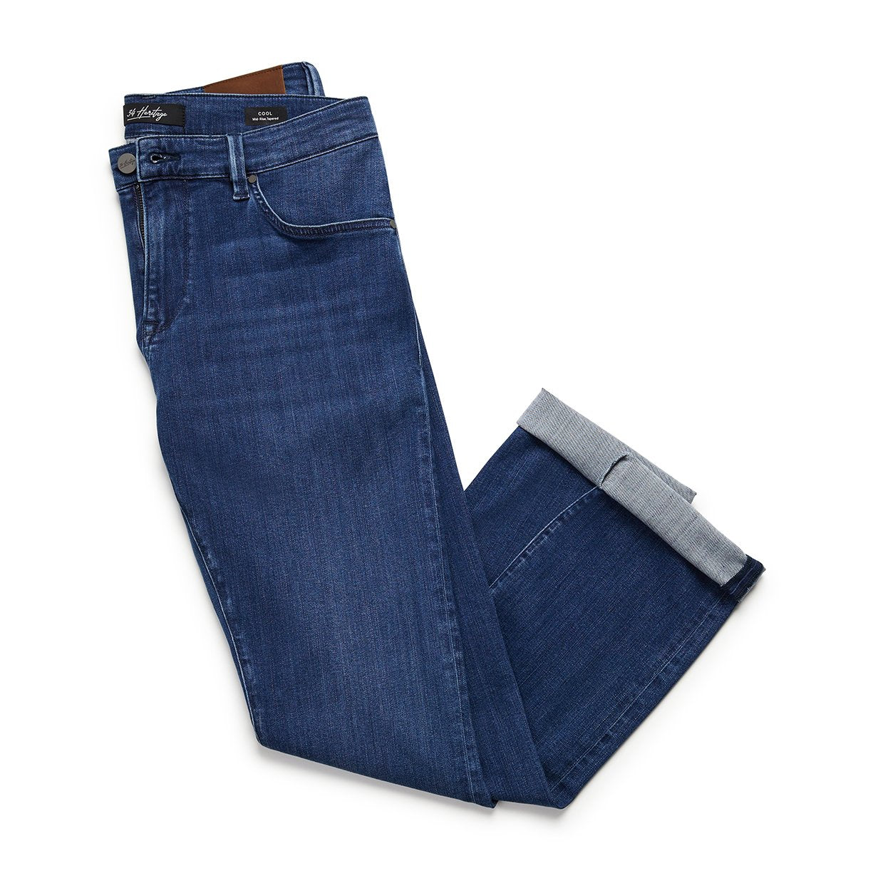 Cool Dark Shaded Ultra Jeans