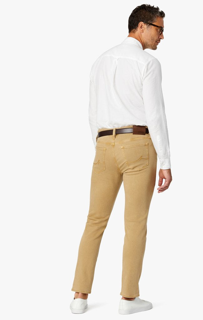 Cool Camel Comfort Jeans