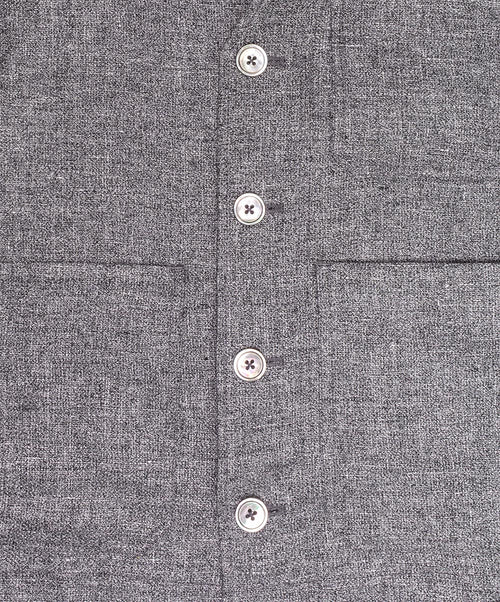 "Corner Grey Salt'n""Pepper Pattern Vest"