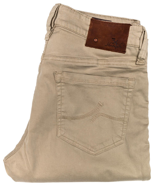Courage Tan Twill Pant