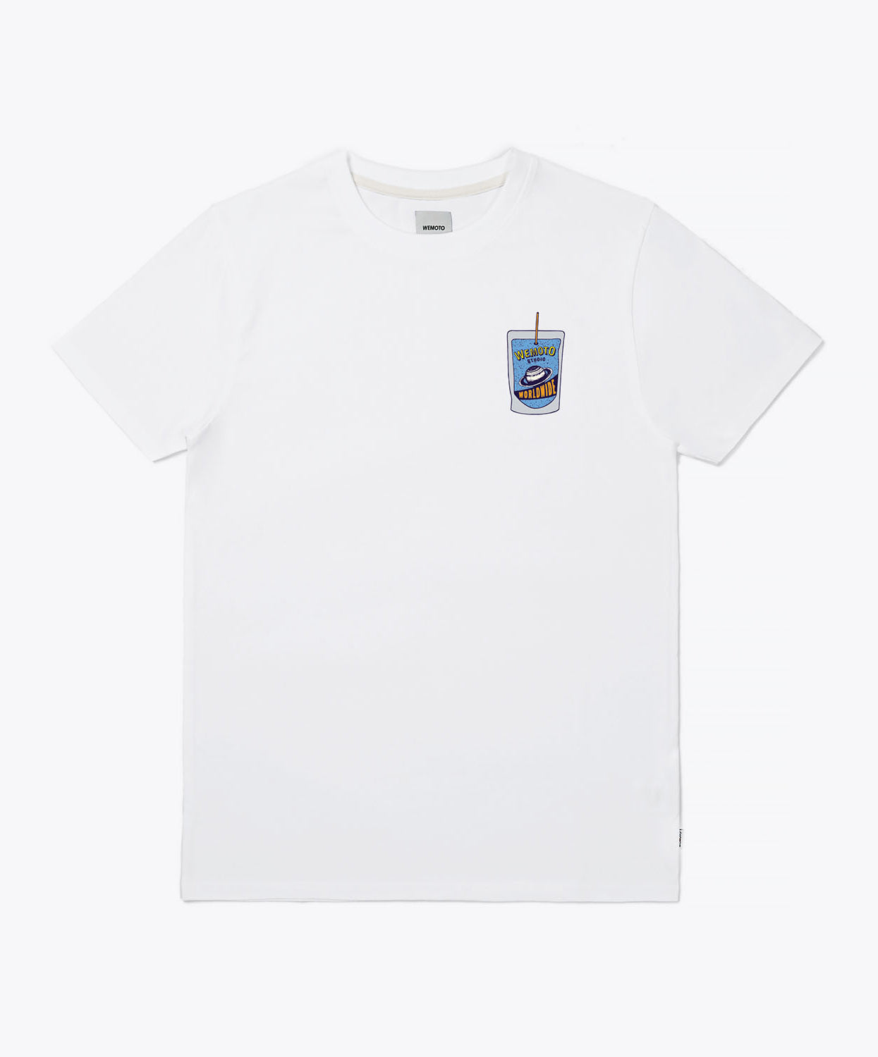 Drink Tee White T-Shirt