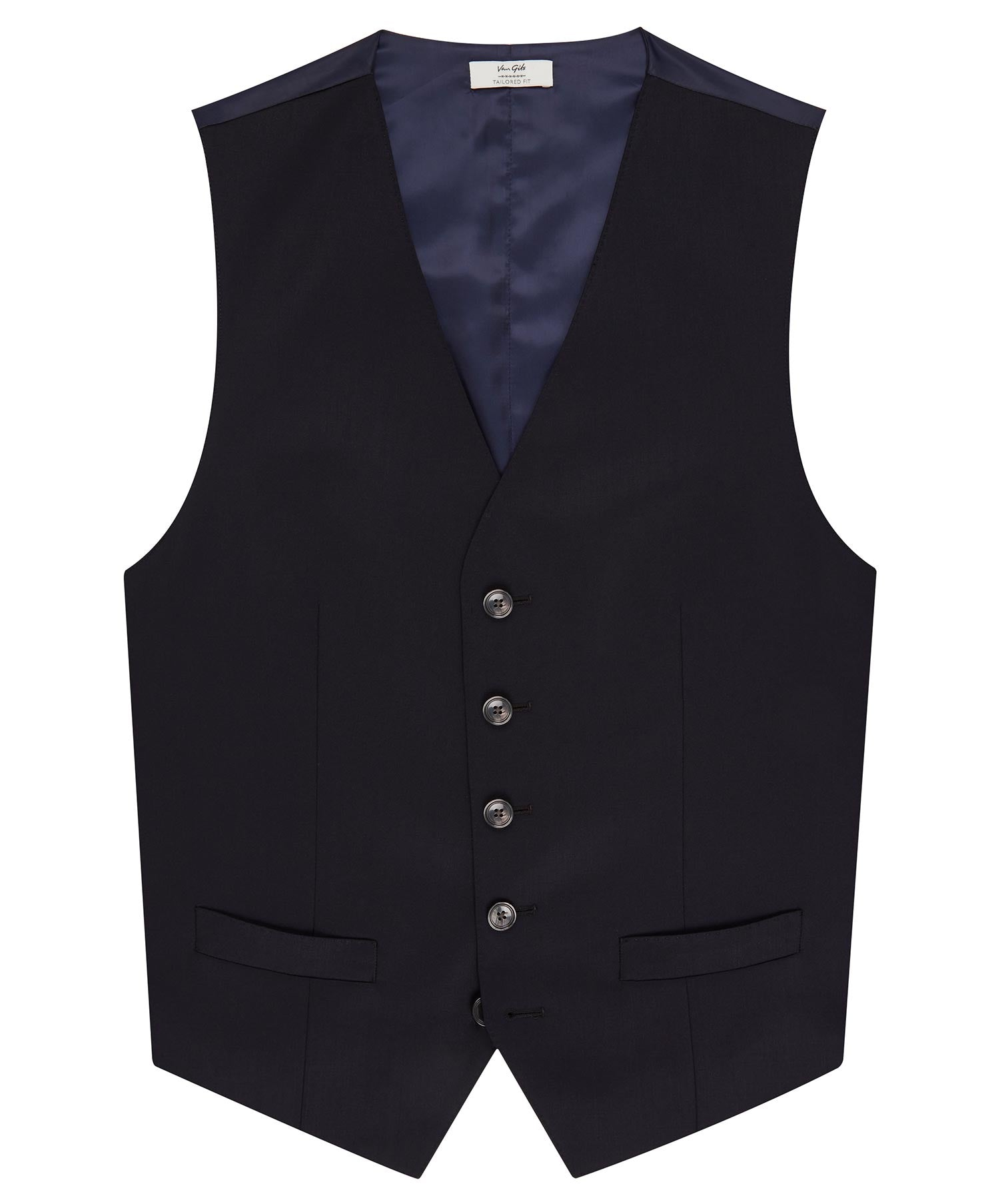 Evion Dark Navy Vest