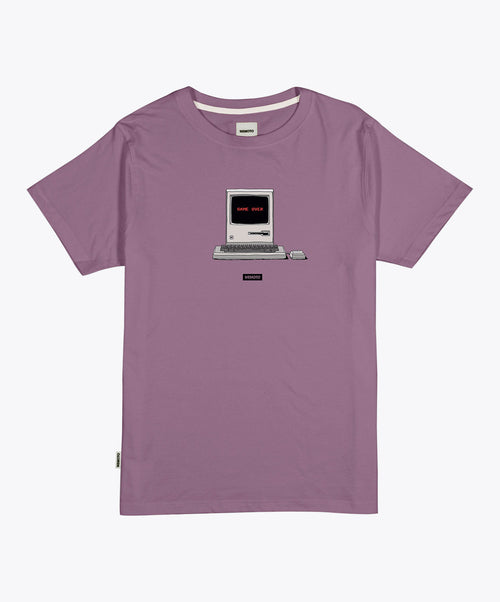 Grape Games Over Tee Shirt
