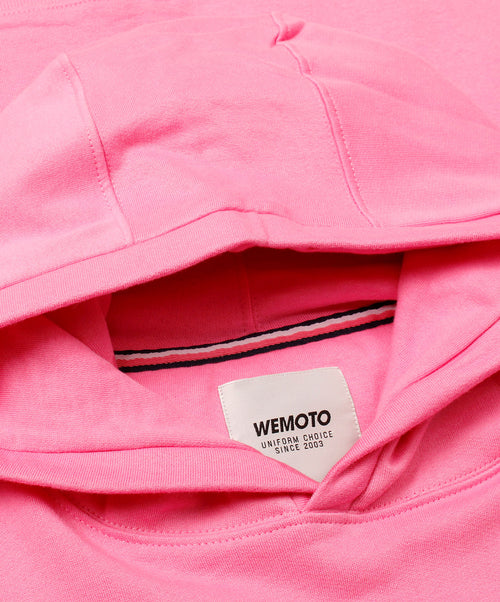Gavin Hood Pink Hoodie With Kangaroo Pocket