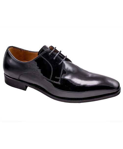 Glasgow Patent Black Formal Dress Shoe