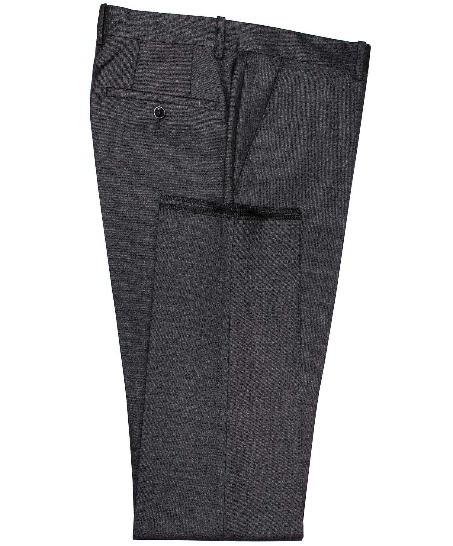Dark Grey Separates Dress Pant