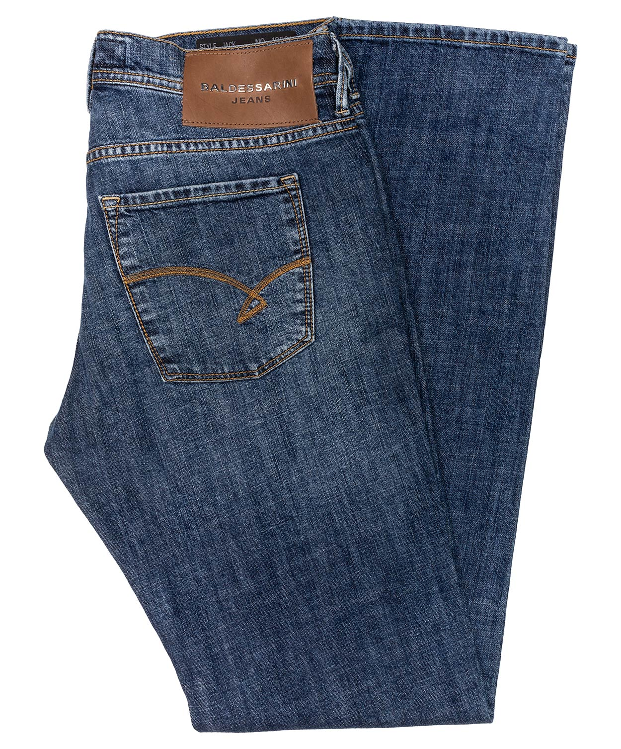 Jack Medium Blue Medium Wash Denim