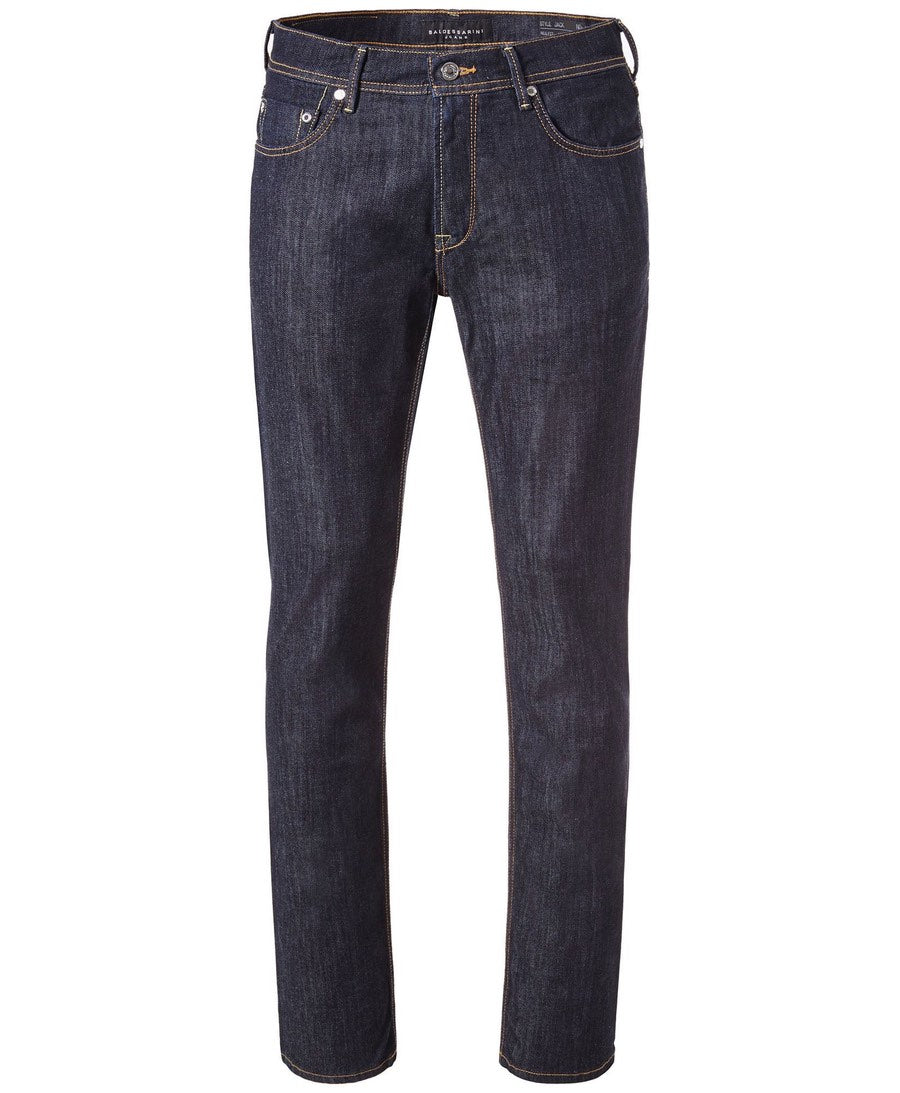 Jack Dark Blue Clean Dark Rinse Denim