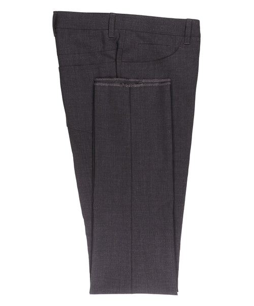 Jean Charcoal 5 Pocket Dress Pant