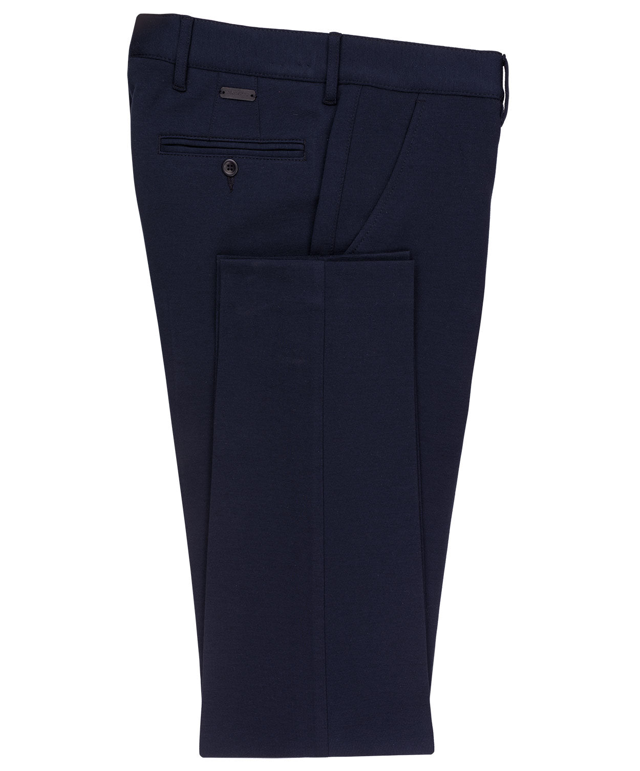 Lou Navy Cosy Jersey Pant