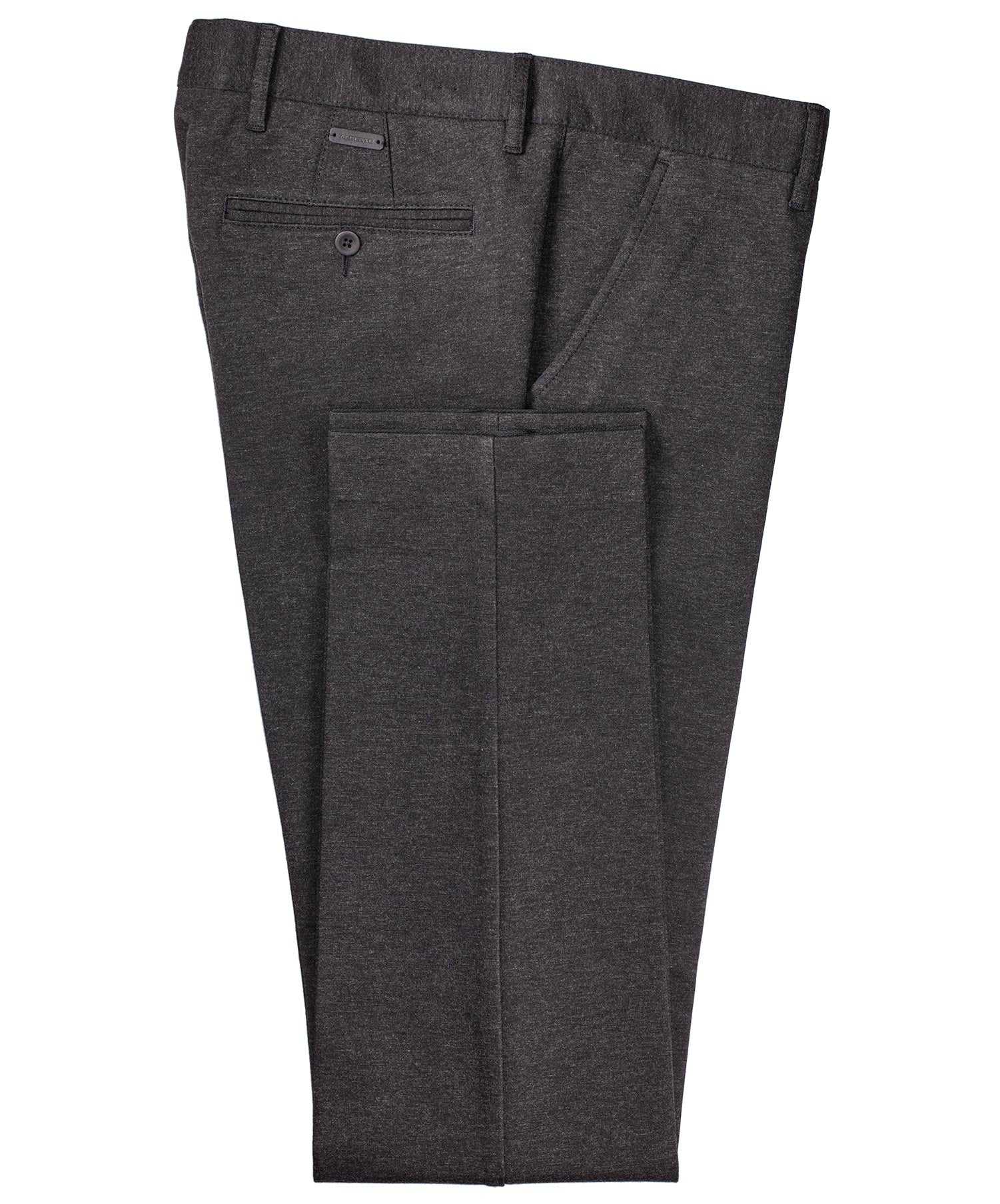 Lou Charcoal Cosy Jersey Pant