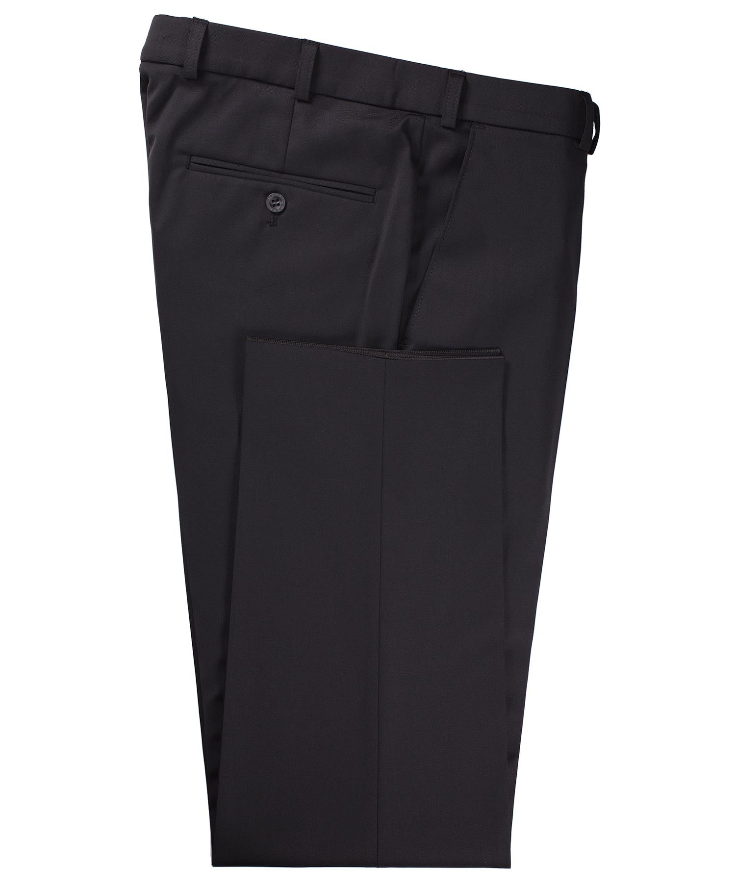 Madrid Black Dress Pants