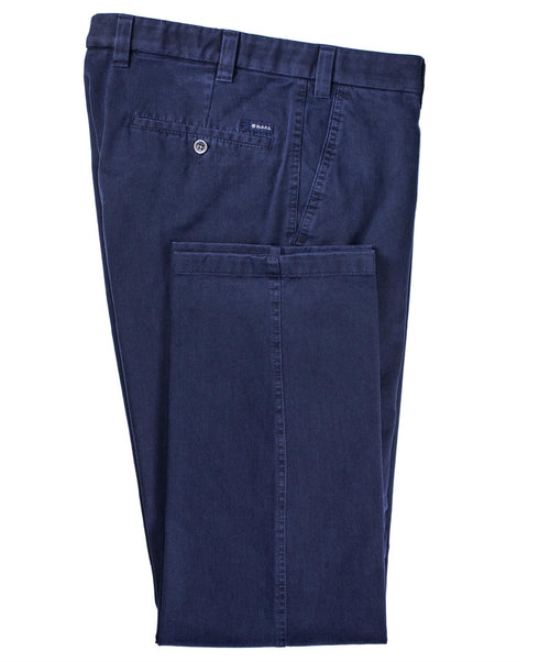 Madrid Ink Blue Trouser