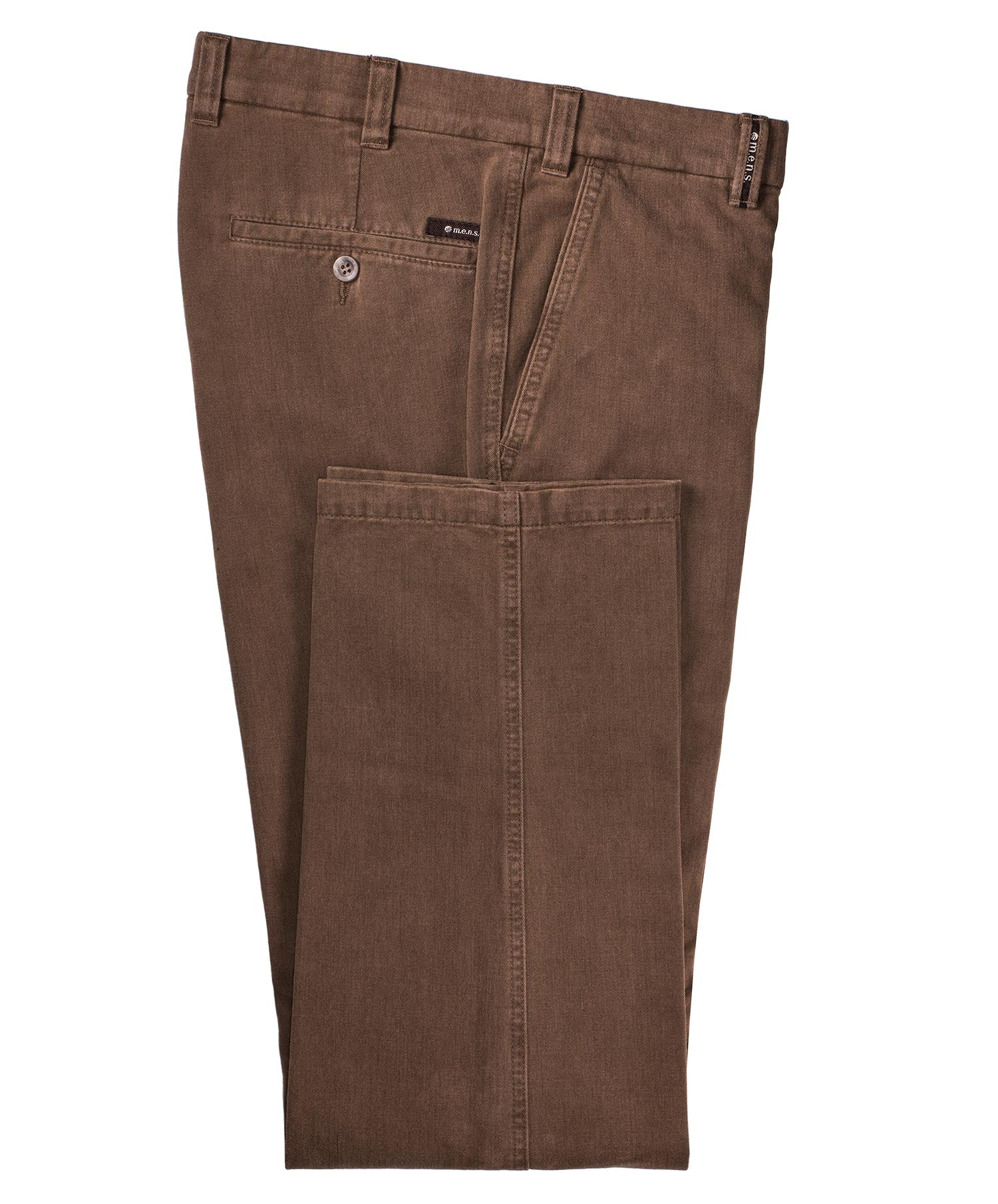 Madrid Mid Taupe Trouser