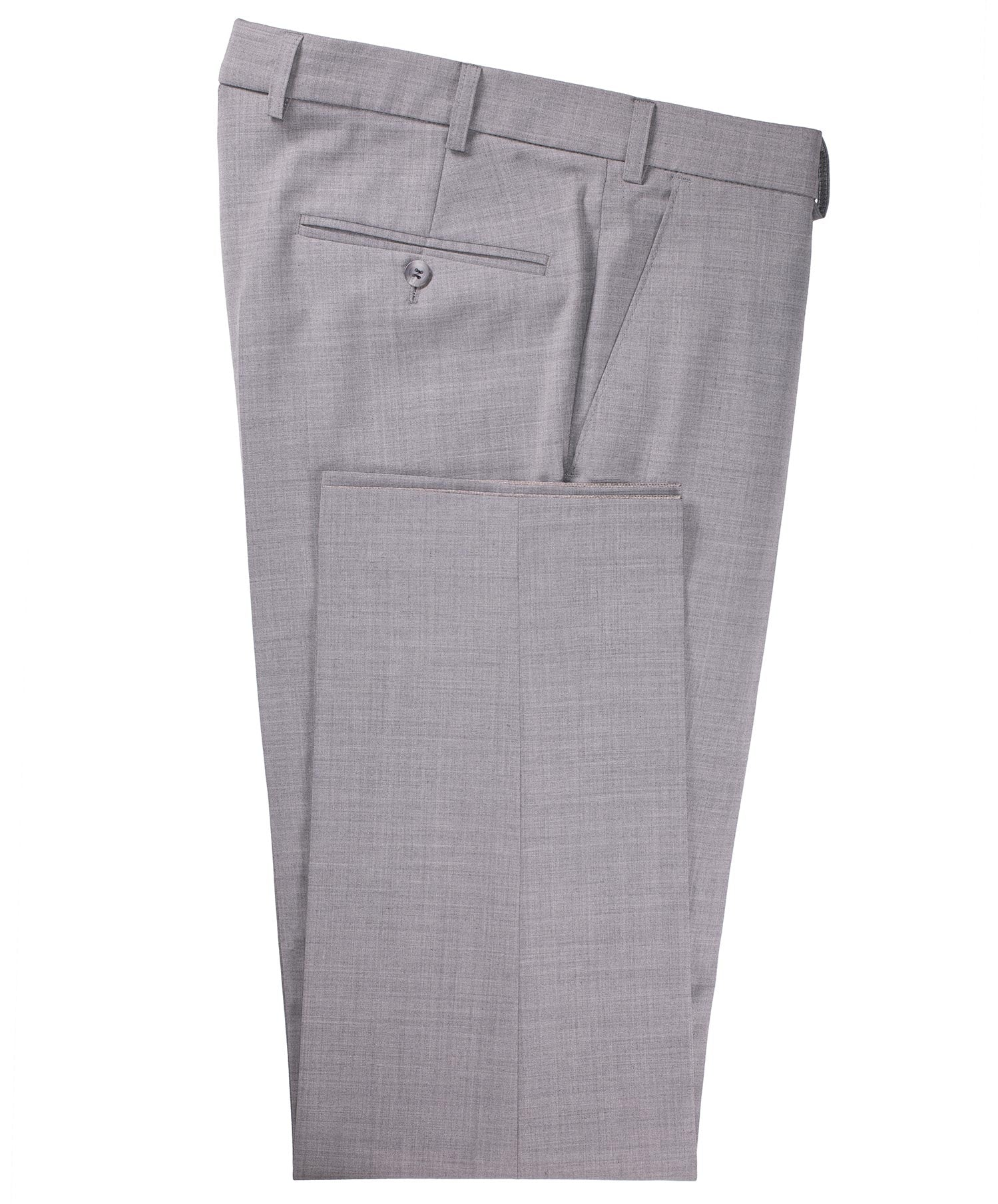 Madrid Light Grey Dress Pants