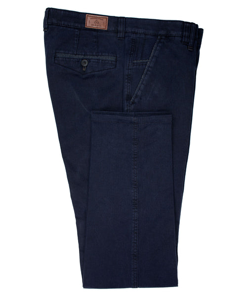 Meran Ink Blue Leisure Pant