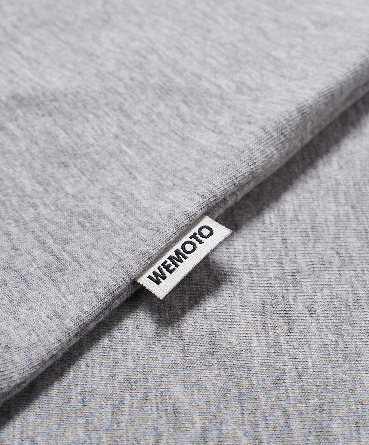 Mountain Heather Grey Long Sleeve Tee Shirt