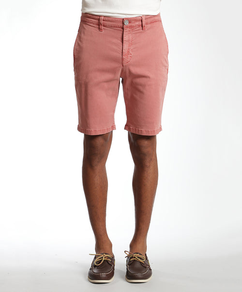 Nevada Salmon Twill Shorts