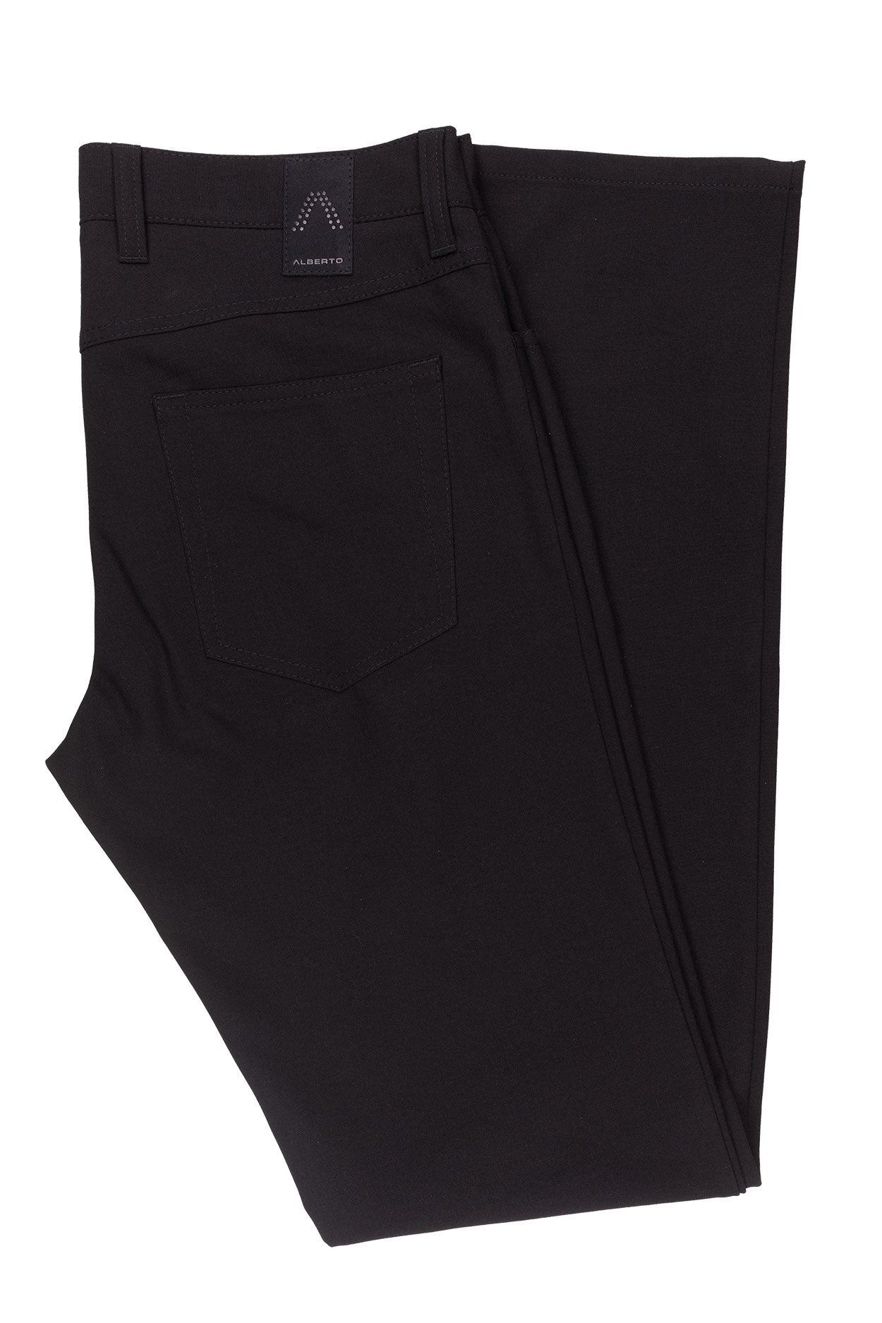 Pipe Black Ceramica Dress Pant