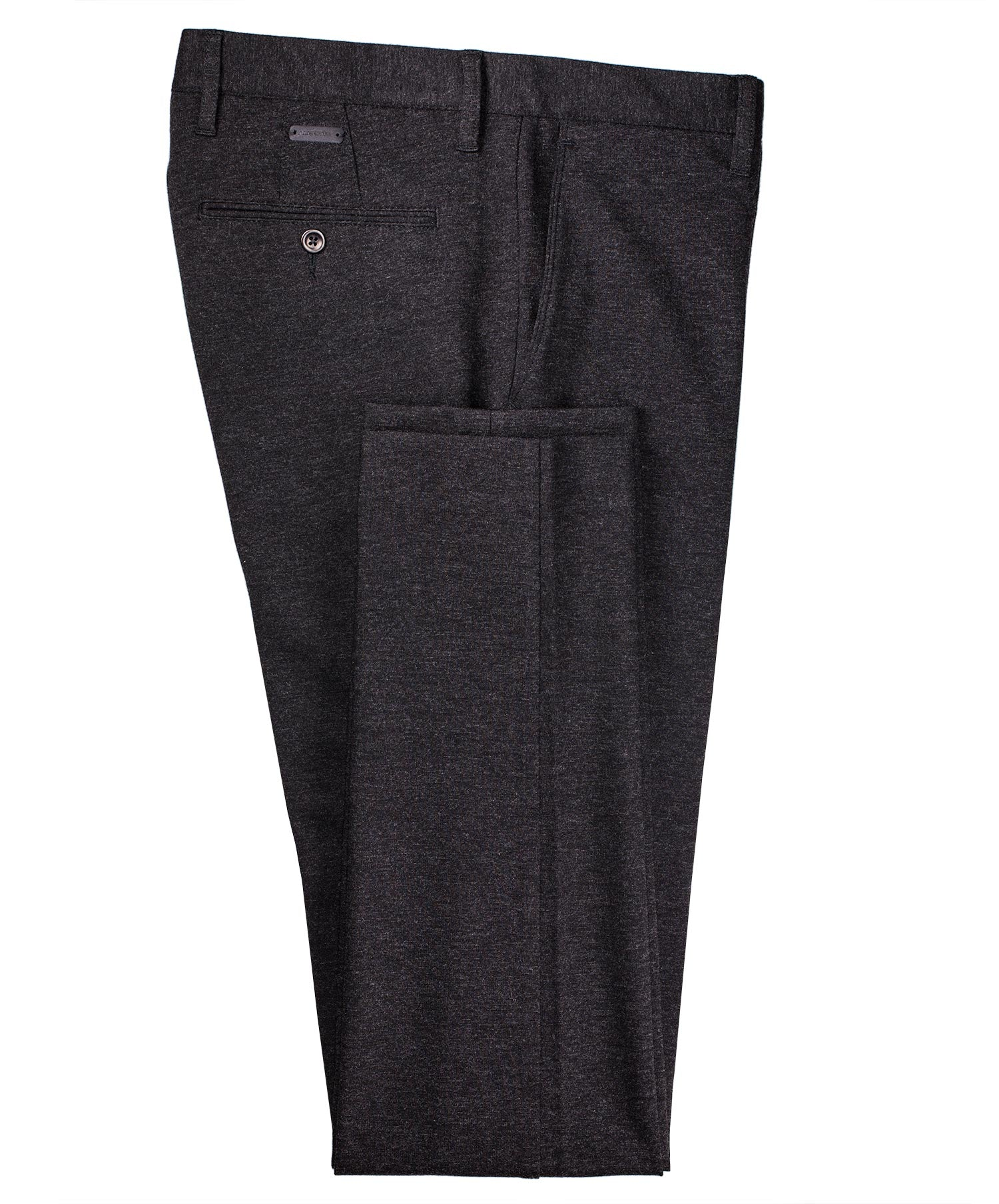 Rob Charcoal Cosy Jersey Pants