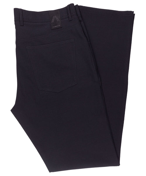 Stone Navy 5 Pocket Pant