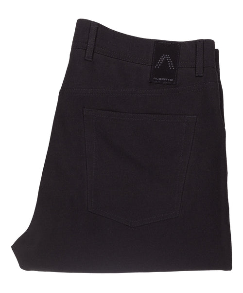 Stone Black 5 Pocket Pant