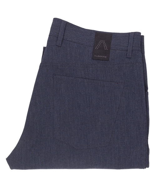Stone Blue 5 Pocket Pant