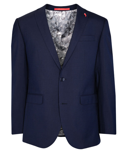 Navy Stretch Separates Blazer