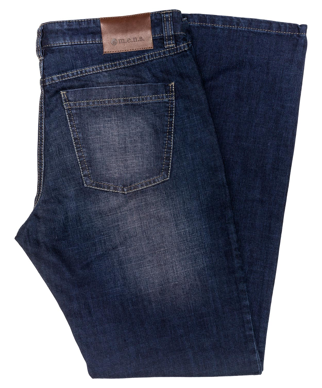 Navy/Cobalt Trim Denim
