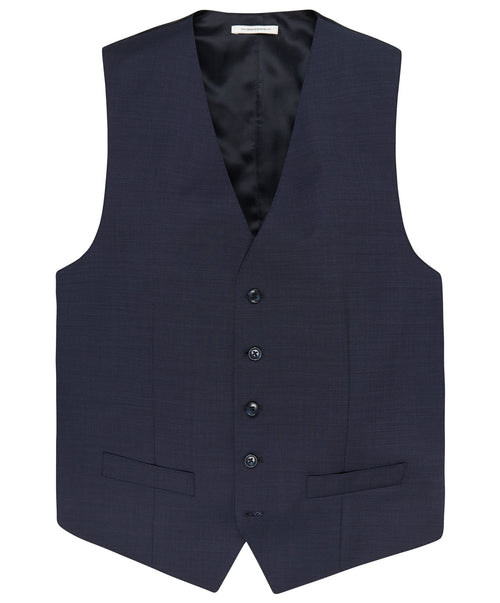 Evion Blue Shark Skin Effect Vest