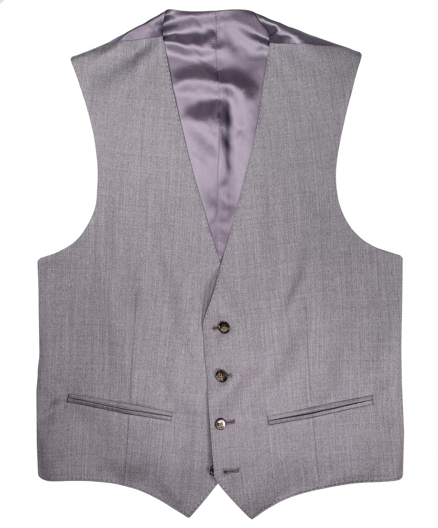 Mid Grey Separates Vest