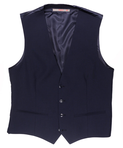 Navy Stretch Separates Vest
