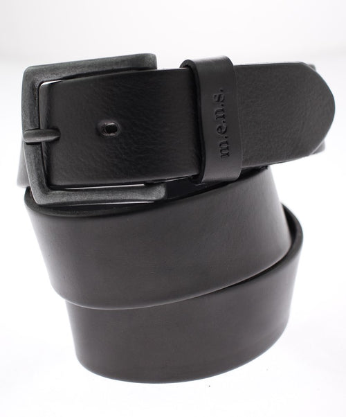 Black Vintage Casual Leisure Flexible Belt