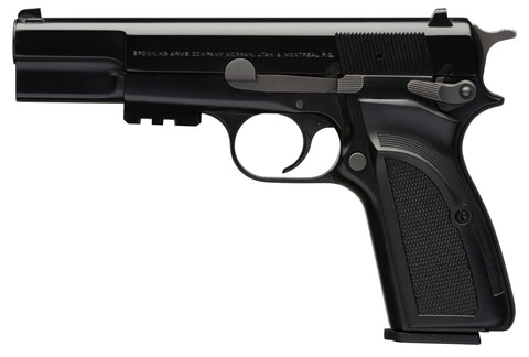Browning Hi Power, 1911 subcompact Picatinny Rail Adapter