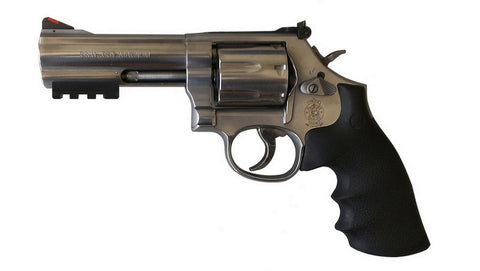 Smith & Wesson 686 , 629, 29 and all S & W Revolvers with Full Lug Barrels - Revolver Rail