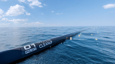 the ocean cleanup projet