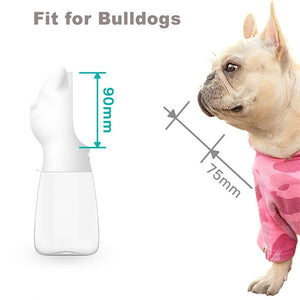 Pet Dog Water Bottle - Amaxeon