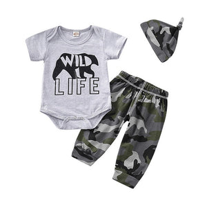 Newborn Clothing Set Baby Boys - Amaxeon