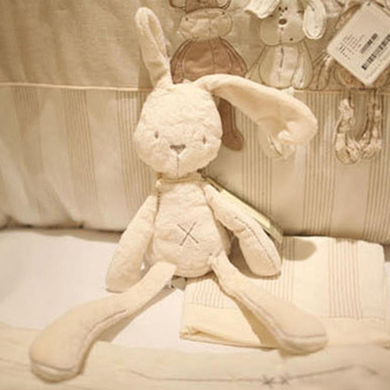 Fashionable Lovely Plush Toy Soft Rabbit Best Gift  Souvenirs to Baby -