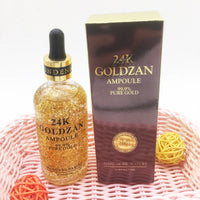 24K Gold Foil Face Serum - Amaxeon