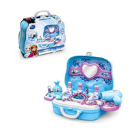 Portable Suitcase Toys Kitchen Cosmetic Medical Toys -