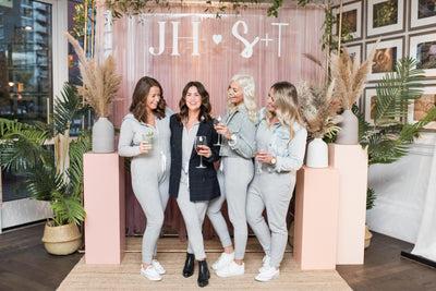 HIGHLIGHTS FROM THE JILLIAN HARRIS X SMASH + TESS COLLECTION LAUNCH EVENT