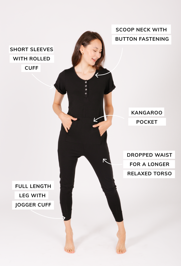 diagram of a smash + tess anyday romper
