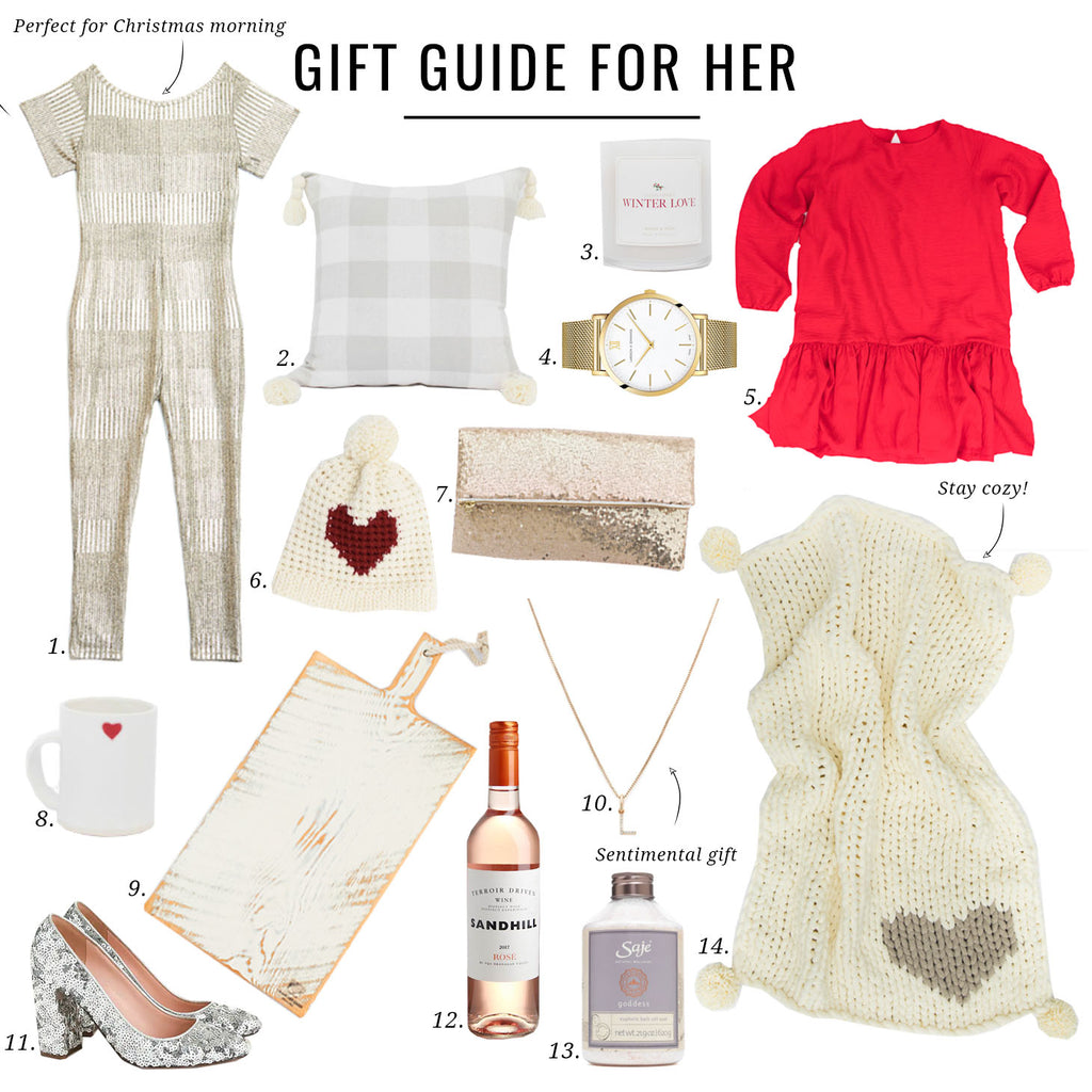 Jillian Harris Holiday Gift Guide 2018 | The Best Gifts for Women
