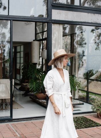 Leah Belford of Leah Alexandra Jewelry | Women's Jumpsuits by Smash + Tess