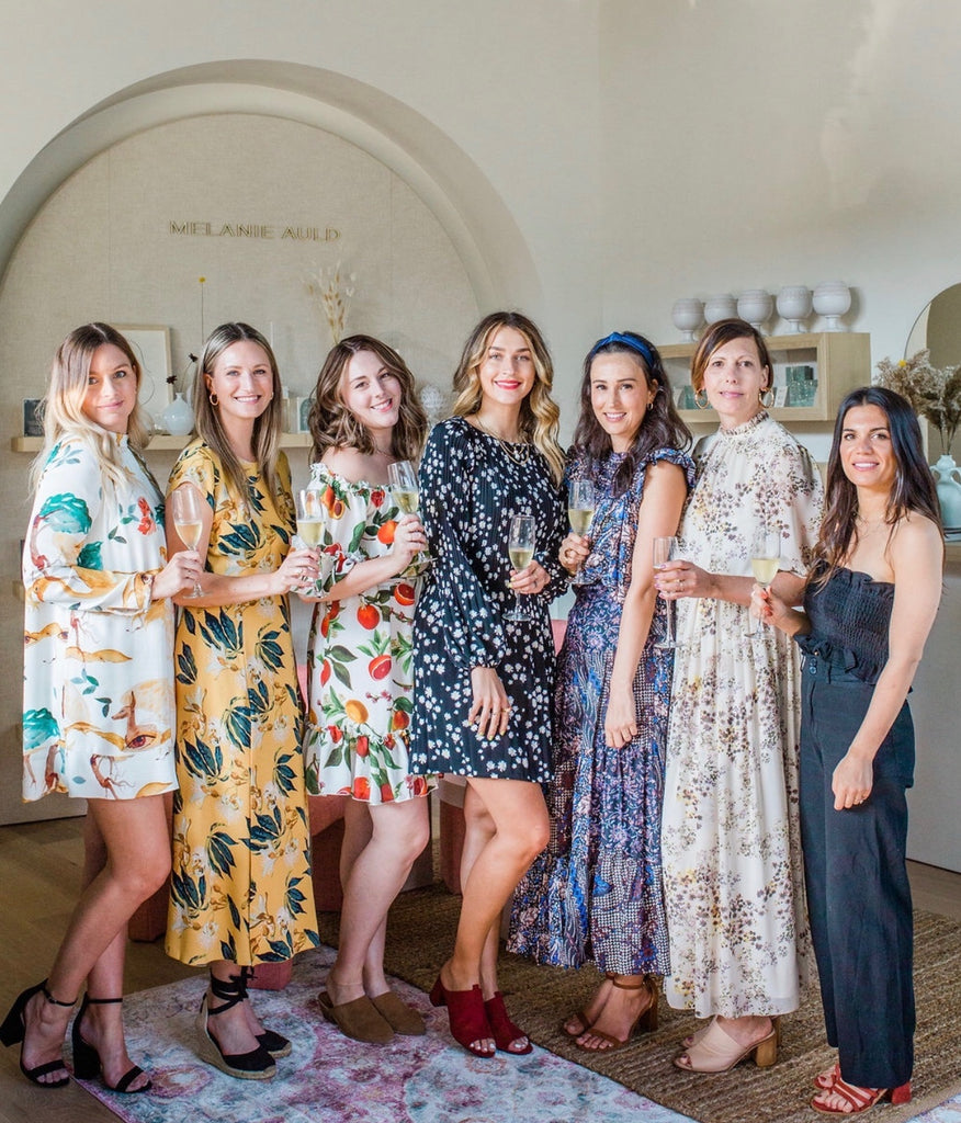 The Melanie Auld Team | Featured by Smash + Tess Cute Jumpsuits and Rompers